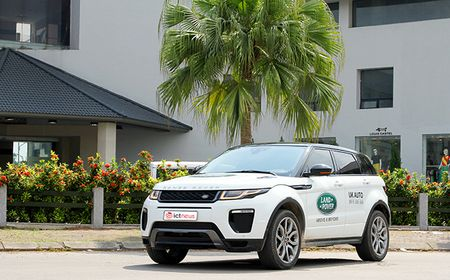 Can canh chi tiet SUV hang sang co nho Range Rover Evoque 2016 - Anh 1