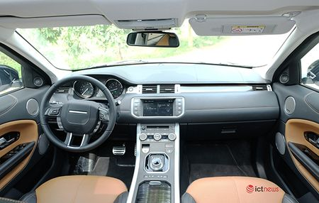 Can canh chi tiet SUV hang sang co nho Range Rover Evoque 2016 - Anh 8