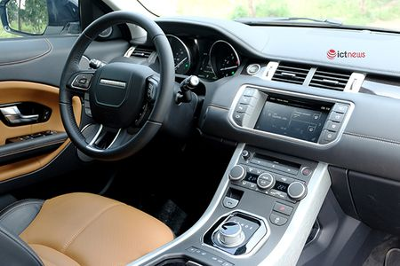 Can canh chi tiet SUV hang sang co nho Range Rover Evoque 2016 - Anh 9