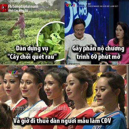 Lai co anh che dan 'hot girl' EURO 2016 cua VTV - Anh 3