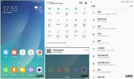 Samsung dang thu nghiem giao dien nguoi dung moi - Anh 1