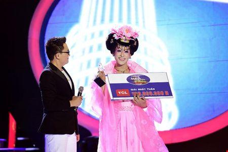 Phan Ngoc Luan gia gai, mua lua 'qua mat' Hoa Minzy - Anh 1