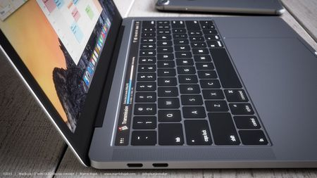Ban dung MacBook Pro khien tin do Apple xon xao - Anh 5
