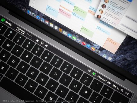 Ban dung MacBook Pro khien tin do Apple xon xao - Anh 7