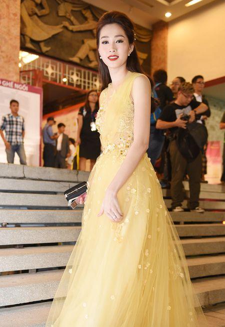 Dang Thu Thao long lay di cham thi Hoa hau Viet Nam - Anh 2