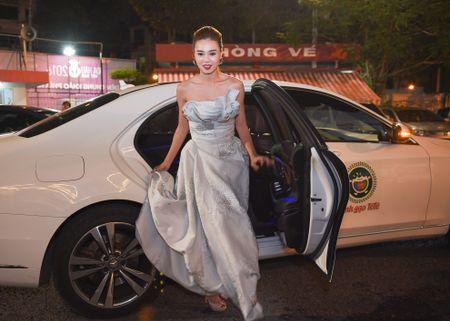 Dang Thu Thao long lay di cham thi Hoa hau Viet Nam - Anh 3