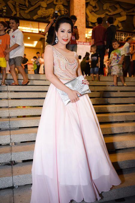 Dang Thu Thao long lay di cham thi Hoa hau Viet Nam - Anh 5
