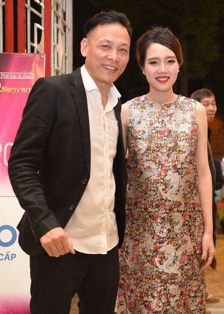 Dang Thu Thao long lay di cham thi Hoa hau Viet Nam - Anh 6