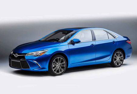 Toyota ra mat Camry 2017: Cai tien manh me, gia hap dan - Anh 12