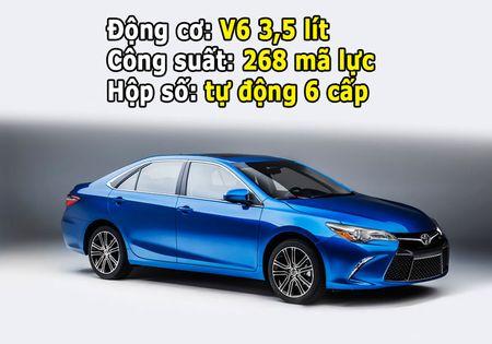 Toyota ra mat Camry 2017: Cai tien manh me, gia hap dan - Anh 1