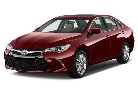 Toyota ra mat Camry 2017: Cai tien manh me, gia hap dan - Anh 6