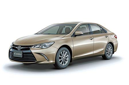 Toyota ra mat Camry 2017: Cai tien manh me, gia hap dan - Anh 8