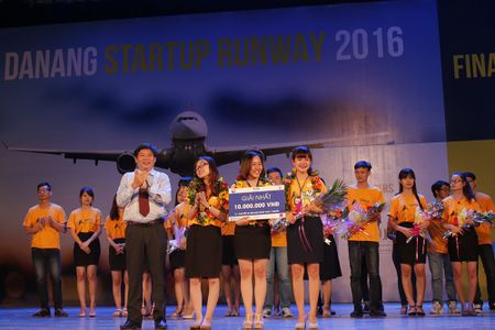 Da tim ra nha vo dich 'Danang Startup Runway 2016' - Anh 1