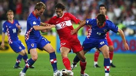 Ket qua tran Tho Nhi Ky - Croatia - Anh 1