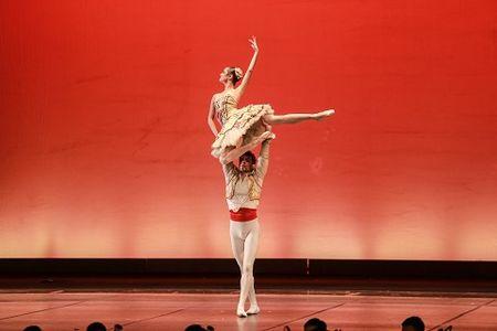 'Man nhan' voi nhung tao hinh trong dem Paris Ballet - Anh 8
