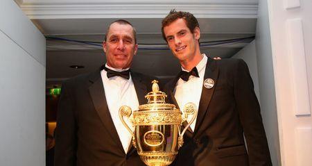 Andy Murray tai hop huyen thoai Ivan Lendl - Anh 1