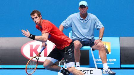 Andy Murray tai hop huyen thoai Ivan Lendl - Anh 2