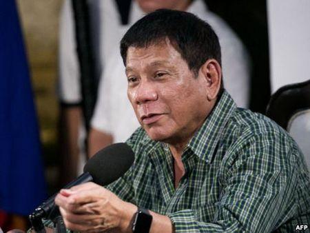 Tong thong Philippines do loi cho My gay ra bao luc o Trung Dong - Anh 1
