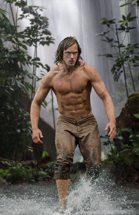 Nguoi rung Ho Van Lang len bao nuoc ngoai khien the gioi tam quen Tarzan - Anh 2