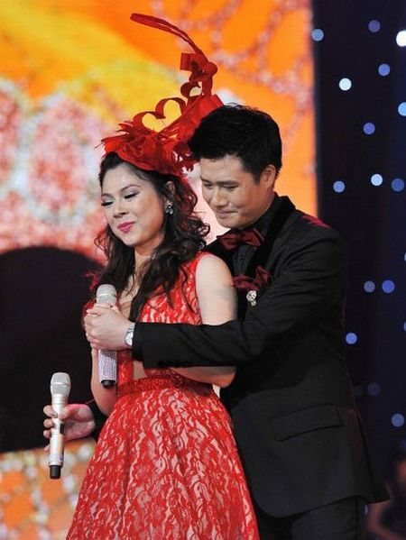 Thanh Thao - Quang Dung van tinh tu du khong con yeu - Anh 8