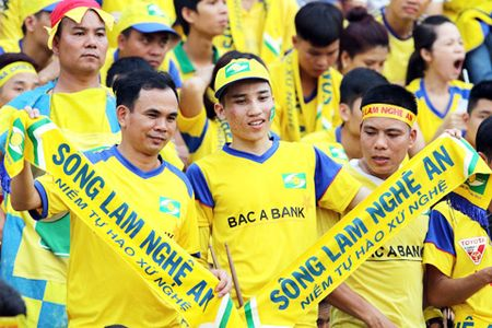 CDV SLNA len ke hoach phu vang san Thong Nhat - Anh 1