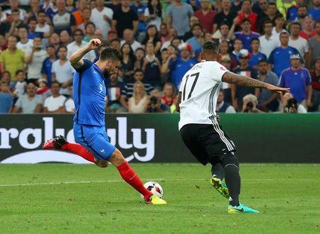 Euro 2016 Phap 2 - 0 Duc: Hay khong bang may - Anh 9
