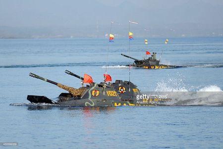 Viet Nam chon Nga hay Israel nang cap tang PT-76B? - Anh 3