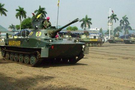 Viet Nam chon Nga hay Israel nang cap tang PT-76B? - Anh 4