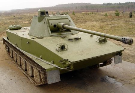 Viet Nam chon Nga hay Israel nang cap tang PT-76B? - Anh 8