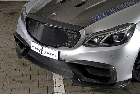 """Soc"" Mercedes E63 AMG do manh hon sieu xe khung - Anh 2"
