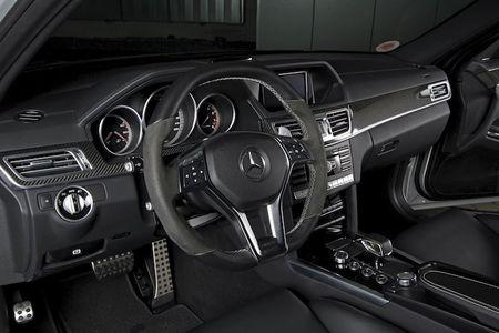 """Soc"" Mercedes E63 AMG do manh hon sieu xe khung - Anh 5"