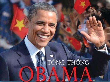 Ra sach ve chuyen tham Viet Nam cua Tong thong Hoa Ky Barack Obama - Anh 1