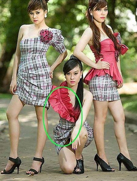 Giang My, Ha Vi, Ha Ho thanh 'di nhan' vi photoshop manh tay - Anh 11