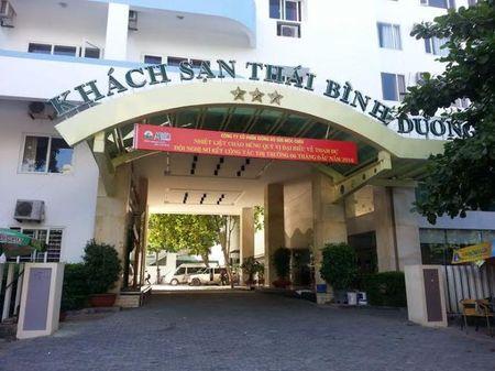 """Khach san Thai Binh Duong """"giam"""" khach: Anh huong du lich Cua Lo - Anh 1"""