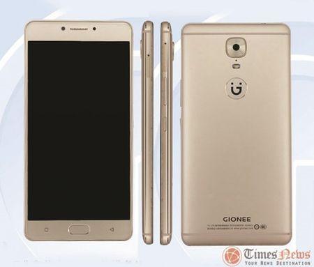 Gionee sap ra mat smartphone pin khung M6 - Anh 1