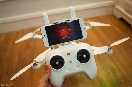 Tren tay Xiaomi Drone: hoan thien cao cap, gon nhe, de dang thao lap - Anh 19