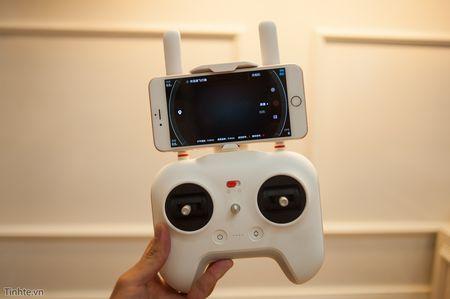 Tren tay Xiaomi Drone: hoan thien cao cap, gon nhe, de dang thao lap - Anh 20