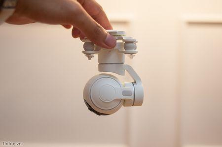 Tren tay Xiaomi Drone: hoan thien cao cap, gon nhe, de dang thao lap - Anh 25