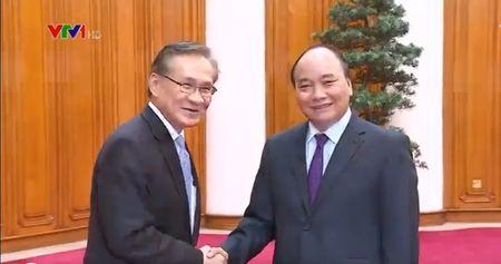 Thu tuong tiep Bo truong Ngoai giao Thai Lan - Anh 1