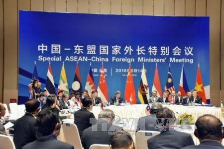 Kha nang ASEAN ra tuyen bo ve phan quyet cua PCA - Anh 1