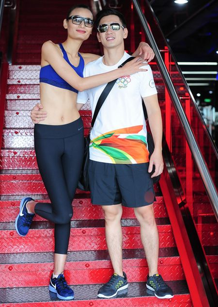 Chong Le Thuy cung chieu cong vo - Anh 2