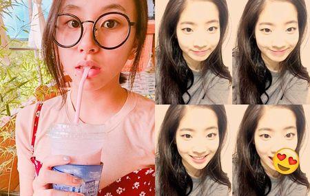 Sao Han 8/7: Tiffany bi nghi 'dim' dan chi, Victoria khoe chan trang nuot - Anh 7