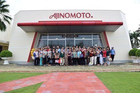 Co hoi den tham nha may Ajinomoto Viet Nam - Anh 1