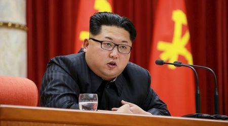 Trieu Tien: My trung phat Kim Jong-un la hanh dong gay chien - Anh 1