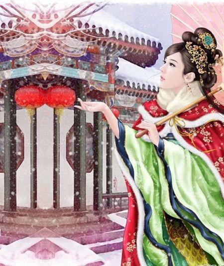 "Hoang de ""that tinh"" bo ca giang son… di tu cua lich su Trung Hoa - Anh 2"