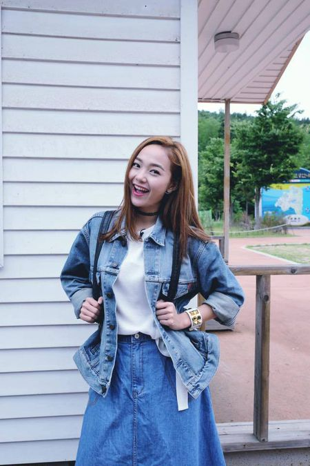 """Tu Hoang Thuy Linh den Ha Vi cung dua nhau """"mac lai do cua me"""" - Anh 8"""