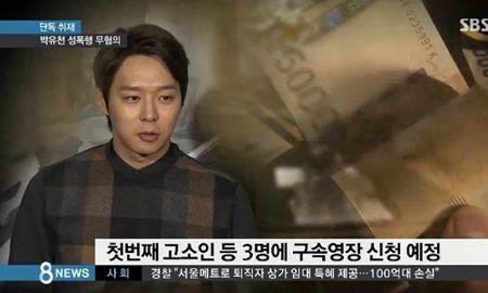Park Yoochun duoc xu trang an, du luan van hoai nghi - Anh 1