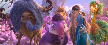 Ice Age 5 doi dau bom tan Fan cuong: Ke tam lang, nguoi nua can - Anh 1