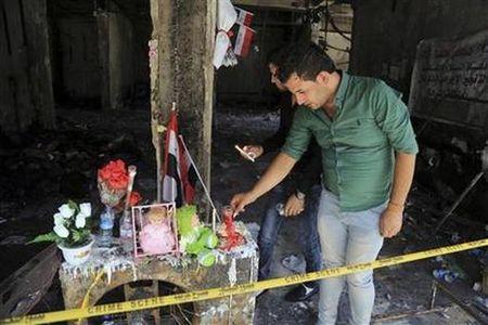 Lai danh bom lieu chet o Iraq, gan 100 nguoi thuong vong - Anh 1