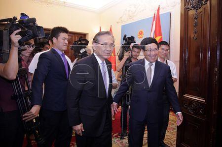 Thai Lan tiep tuc duy tri lap truong chung cua ASEAN trong van de Bien Dong - Anh 1